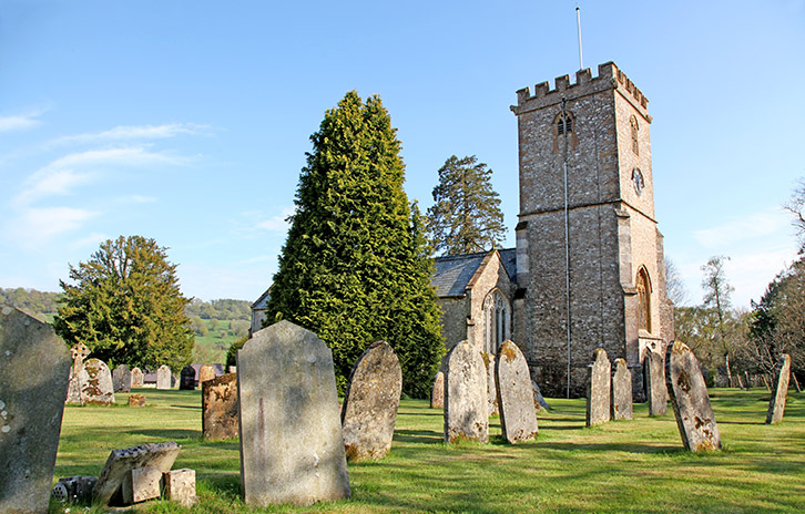 Church of St Mary the Virgin, Upottery