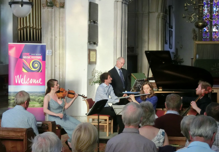 Pocket Sinfonia East Devon Music Festival